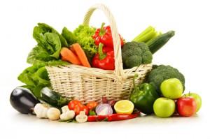 Gesundes, frisches Essen kann Leberkrebs vorbeugen